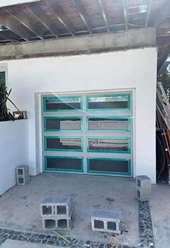New Garage Door, Bonita